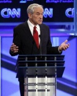 ران پال، نماینده سابق کنگره از ایالت تگزاس