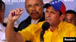 Henrique Capriles aseguró que él no busca resolver la crisis política de Venezuela de forma violenta, sino que en todo momento ha hecho un llamado pacífico.