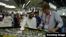 """Promocija """"Saraya Resorta"""" na međunarodnom sajmu """"Cityscape Global"""" u Dubaiju (Foto: caphy.ae)"""