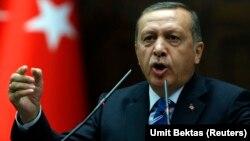 Başbakan Erdoğan Adalet ve Kalkınma Partisi TBMM grup toplantısında yaptığı konuşmada