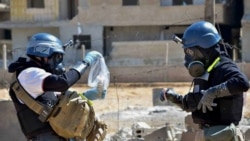 Syria Delays Turning Over Chemical Weapons