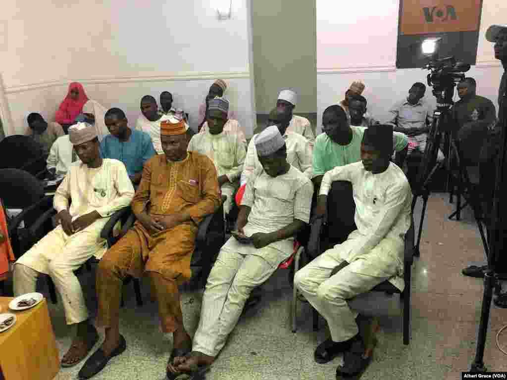 Kakakin Hukumar INEC Kan Shirin Zaben Najeriya 2019