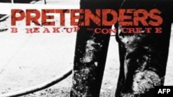 Đĩa hát Break Up the Concrete của The Pretenders