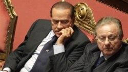 سنای ایتالیا به برلوسکونی رای اعتماد داد