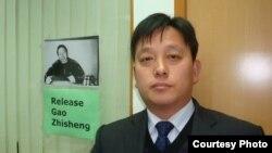 Luật sư Lưu Vệ Quốc