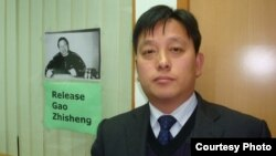 Chinese lawyer Liu Weiguo