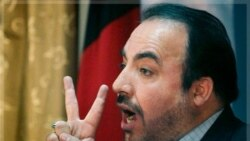 لطف الله مشعل سخنگوی مدیریت ملی امنیت