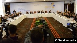 Ministarska konferencija Investicionog komiteta za Jugoistočnu Evropu u Sarajevu, 21. novembra 2013.