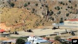 土耳其軍隊在伊拉克邊界與土耳其一側對庫爾德激進分子發動的大規模空中和地面攻勢。