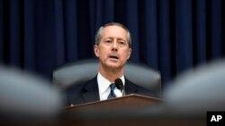 مک تورنبری، رئیس جمهوری خواه کمیته نیروهای مسلح مجلس نمایندگان آمریکا