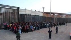 Des Africains appréhendés samedi à la frontière mexicaine avec le Texas
