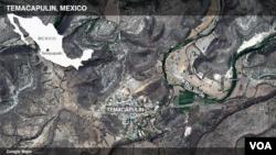 Temacapulin, Mexico