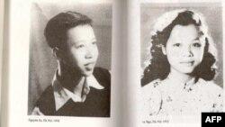 Thi sĩ Nguyên Sa, Hà Nội 1948 và Nga, Hà Nội 1952.