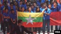 Myanmar Robot Team