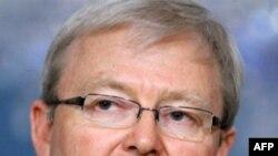 Cựu Bộ trưởng Ngoại giao Australia Kevin Rudd
