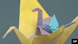 희망을 접는 종이접기 교실