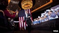 En Nevada, Romney ganó con el 50 por ciento de los votos.
