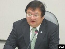 台湾医师工会联合会理事长邱泰源