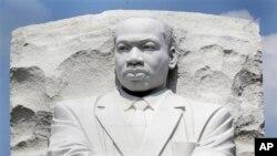 مارٹن لوتھر کنگ یادگار کی تقریب رونمائی منسوخ