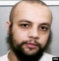Mohammed Bouyeri, terbukti bersalah membunuh pembuat film Theo Van Gogh di Amsterdam, 2 November 2004.