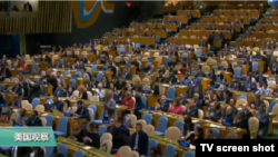 VOA连线(方冰):联大投票否决美国的耶路撒冷决定