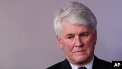 Greg Craig, 74 tuổi, từng là luật sư cố vấn nhà trắng của Tổng thống Barack Obama. Hình chụp vào tháng 5, 2009.