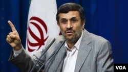 Irán mantiene que su programa nuclear es de carácter civil.
