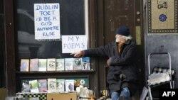 Finansijska kriza u Irskoj odražava se i na ulicama Dablina