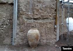 بخشی از بناهای تاریخی استان کرمانشاه