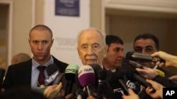 اسرائیلی صدر شمون پریز