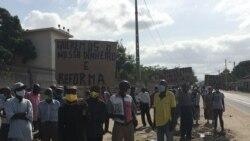 Activistas angolanos defendem agenda de consenso da sociedade civil sem regras partidárias - 2:15
