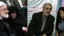 محمد تقی کروبی: نوه آیت الله خمینی حصر موسوی و کروبی را محکوم کرد