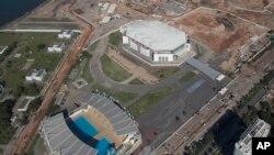 نمایی از دهکده المپیک ریو