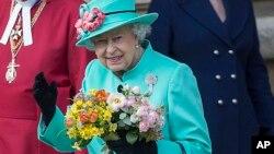 Queen Elizabeth II shugabar Commonwealth, kungiyar kasashen da Ingila ta yiwa mulkin mallaka