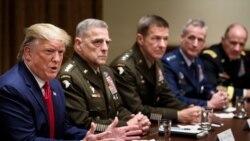 華郵:擔心特朗普離任前下令對中國開戰 美最高將領兩次密電中國
