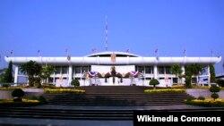 Gedung parlemen Thailand (Foto: dok).