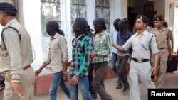سوئس خاتون سے زیادتی کے الزام میں گرفتار افراد