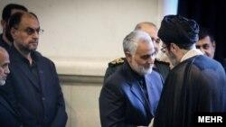 قاسم سلیمانی پیش برنده سیاست های رهبر جمهوری اسلامی در عراق و سوریه است.