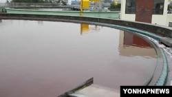 하수처리장 집수조(자료사진)
