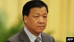 Kepala urusan propaganda Partai Komunis China, Liu Yunshan (foto: dok). Penulis lansia China dihukum karena mengecam Liu Yunshan.