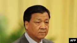 刘云山(资料照片 2012年5月21日)