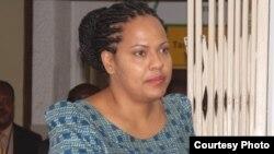 Waziri katika Ofisi ya rais Utumishi na utawala Bora Angela Kairuki