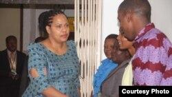 Waziri katika Ofisi ya Rais Utumishi na Utawala Bora, Angela Kairuki