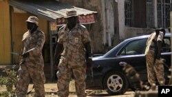 نائیجیریا میں عسکریت پسندوں کے خلاف کارروائیاں
