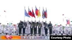 台灣慶祝雙十節(中華民國國慶籌備委員會組織提供)
