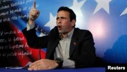 Capriles es considerado un candidato de estrategia aglutinadora y discurso positivo.