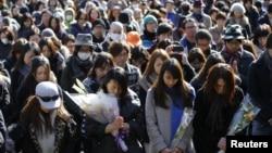 Minut ćutnje u Japanu, povodom treće godišnjice katastrofalnog zemljotresa i cunamija