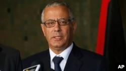 PM Libya Ali Zidan mengatakan penculikannya yang singkat adalah sebuah usaha kudeta yang gagal (foto: dok).