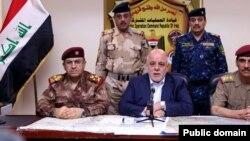 آقای عبادی اعلام کرد پلیس و ارتش عراق در این عملیات حضور دارند.