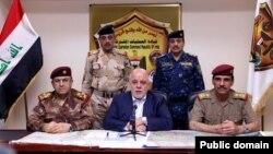 İraq baş naziri Heydər əl-Abadi